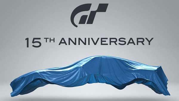 Gran Turismo 6 anniversary