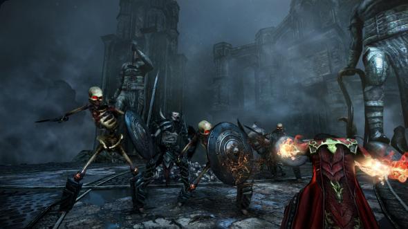 Quand Dracula s'enflamme il sort les griffes (du chaos)