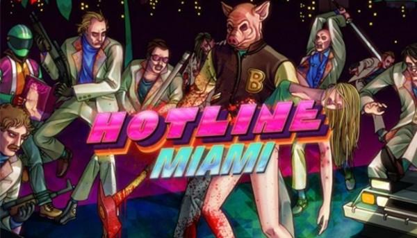 Hotline Miami - Title