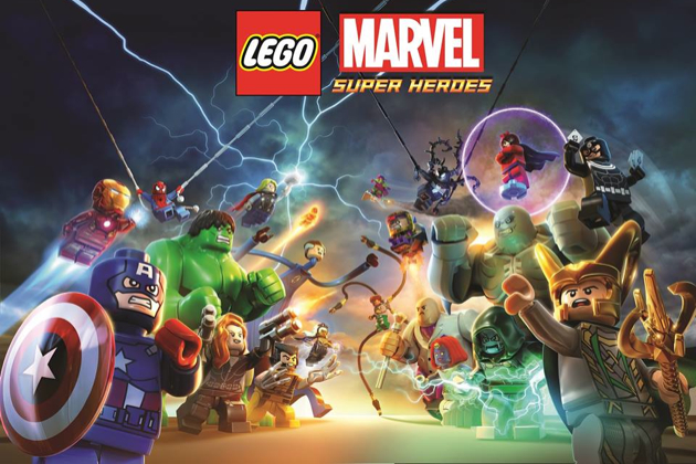Lego Marvel Super Heroes 1