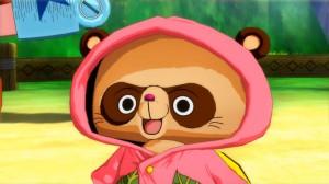 Perso, je penche plus pour le Tanuki que pour le Raton-Laveur... NON C'EST PAS PAREIL !