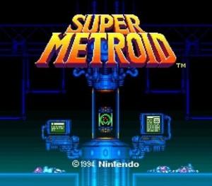 Super Metroïd - Main Title