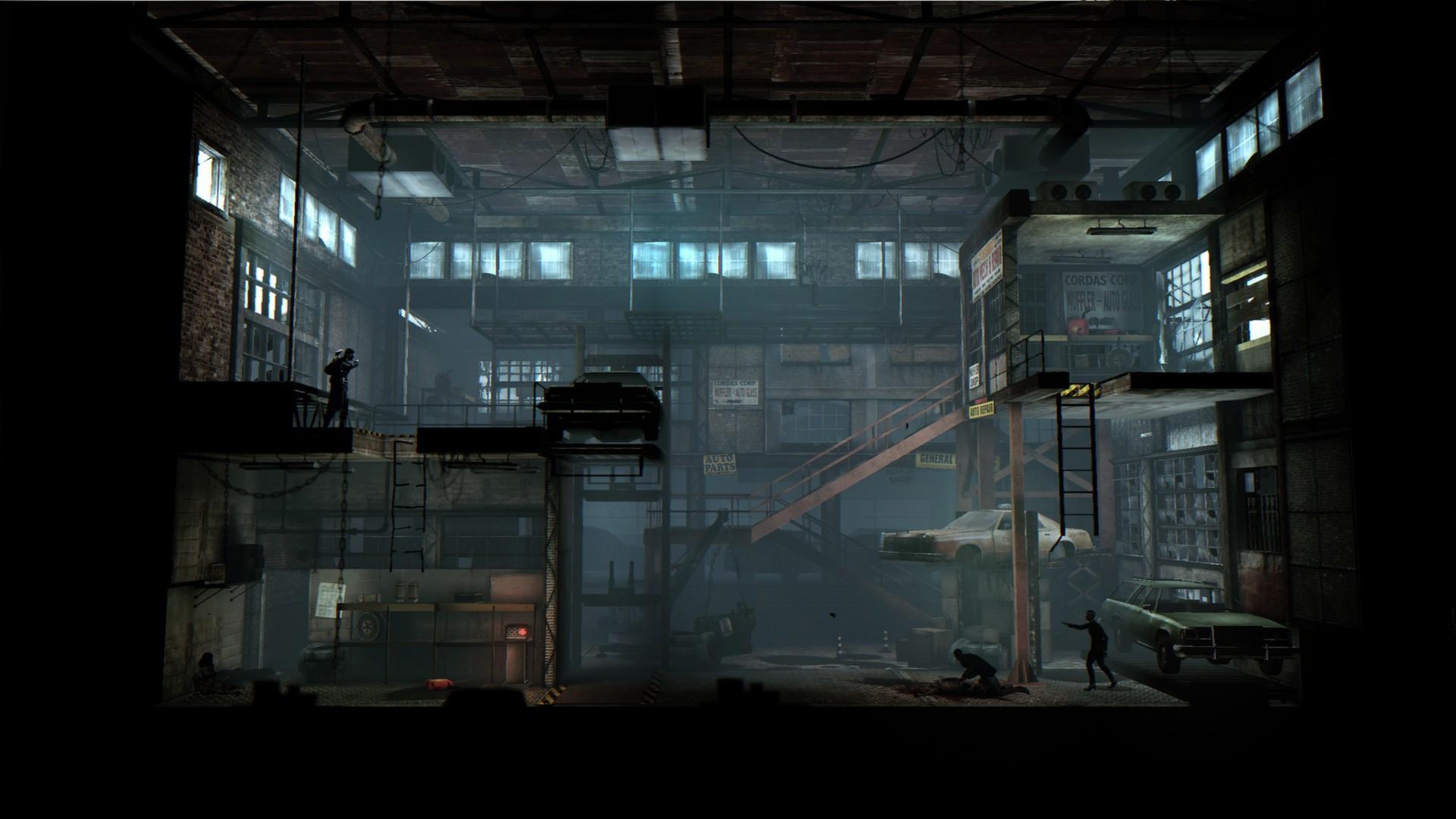 Deadlight  Deadlight-Screen