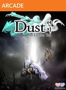 Dust An Elysian Tail - Cover