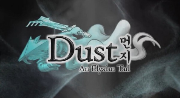 Dust An Elysian Tail - Title