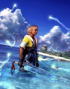 Final Fantasy X HD - Tidus
