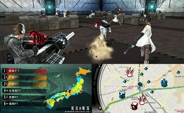 Freedom Wars - Screen