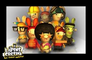 Les Lapins Crétins 3DS 1