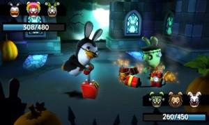 Les Lapins Crétins 3DS 3