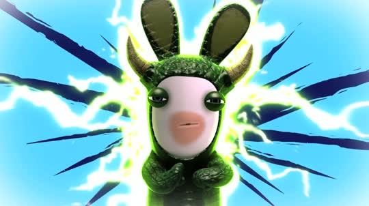 Les Lapins Crétins 3DS 4
