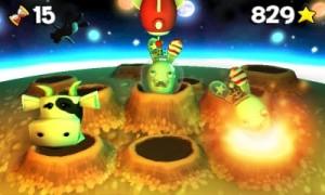Les Lapins Crétins 3DS mini jeu