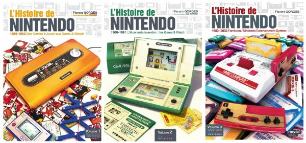 Nintendo Tomes 123