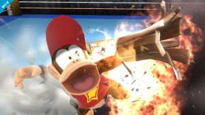 Super Smash Bross Diddy Kong