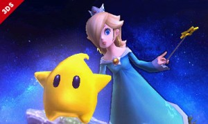 Super Smash Bross Harmonie et Luma