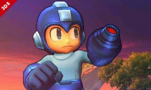 Super Smash Bross Megaman