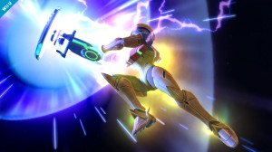 Super Smash Bross Samus