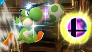 Super Smash Bross Yoshi