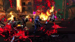 Yaiba Ninja Gaiden Z - screen 2