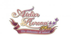 Atelier Rorona Plus - Title