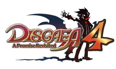 Disgaea 4 title