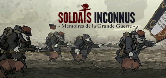 Soldats Inconnus - Title 2