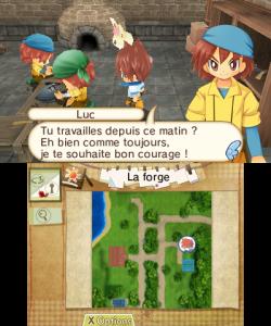 """Les graphismes sont vraiment très typé """"J-RPG"""""""