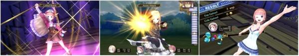 Atelier Rorona Plus - Screens