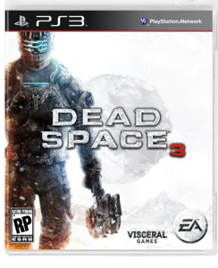 Dead Space 3 - Cover PS3