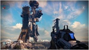 Destiny - Screen 1