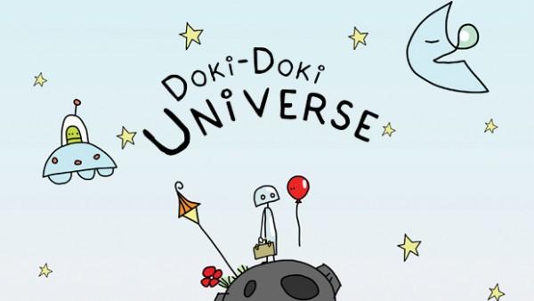 Doki Doki Universe - Title