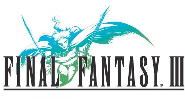 Final Fantasy III - Title