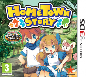 Hometown Story Jaquette