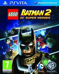 LEGO Batman - Cover Vita