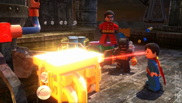 LEGO Batman - Screen