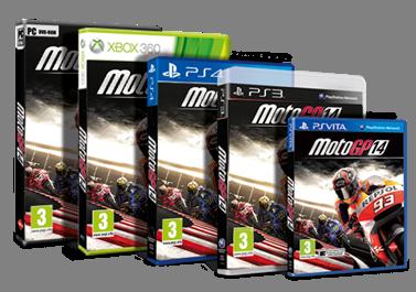 MotoGP14 - jaquettes