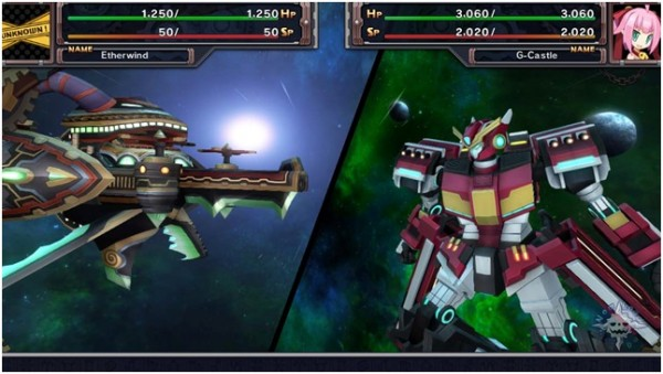 Mugen Souls Z ou Mobile Suit Z Gundam?