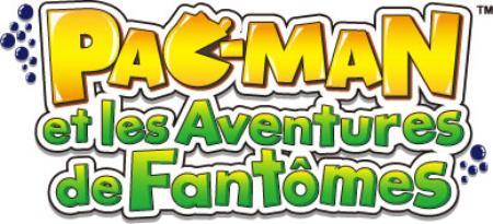 PAC-Man et les Aventures de Fantômes - Title