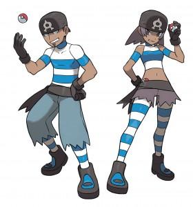Pokemon RubisSaphir - Team Aqua