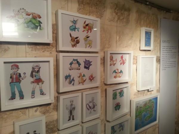 PokemonCenter - Gallerie 2