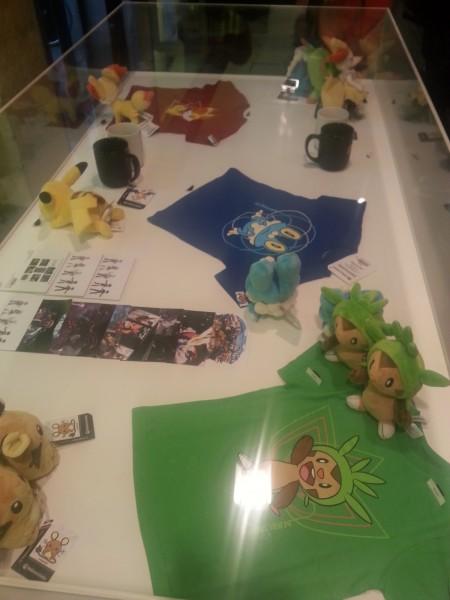 PokemonCenter - Goodies 1