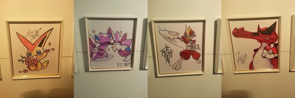 PokemonCenter - Team Artworks 1