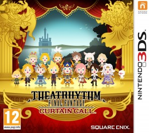 Theatrhythm Final Fantasy Curtain Call - Cover