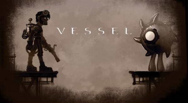 Vessel - Title