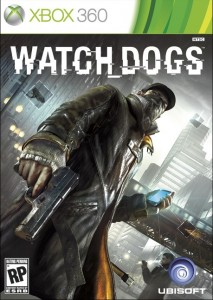 Watch_Dogs - Cover