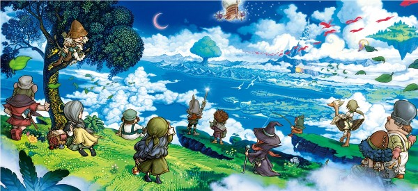 Fantasy Life - Illustration