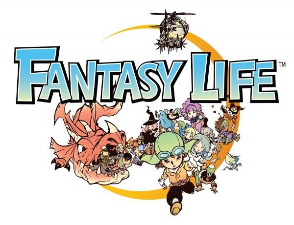 Fantasy Life - Logo