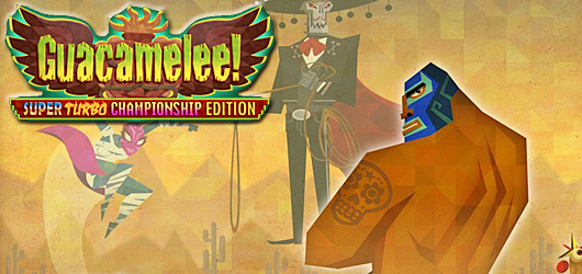 Guacamelee - Cover