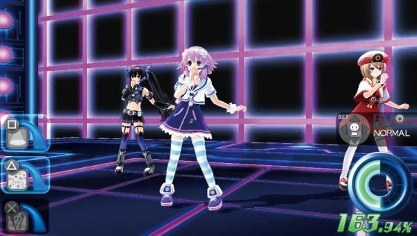 Hyperdimension Neptunia PP - Screen 4