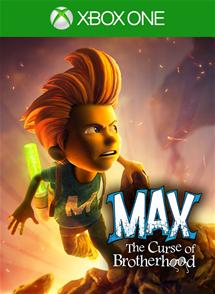 Max - Cover XOne
