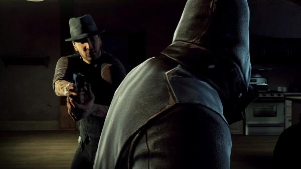 """Ronan face à son assassin, alias le """"Crieur Des Morts"""""""